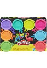 Play-doh Pack 8 Botes Hasbro E5044EU4