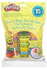 Play-doh Sachet De 15 Mini Pots Hasbro 18367EU4