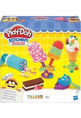 Play-Doh Gelati e Ghiaccioli Hasbro E0042