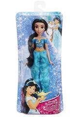 Puppe Disney Prinzessinnen Jasmin Echter Schein Hasbro E4163EU40