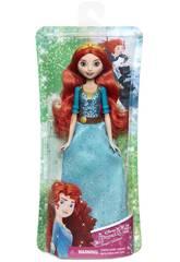 Bambola Principessa Disney Merida Brillo Reale Hasbro E4164EU40