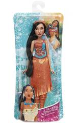Muñeca Princesas Disney Pocahontas Brillo Real Hasbro E4165EU40