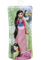 Poupée Princesses Disney Mulan Brillo Real Hasbro E4167EU40