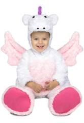 Kostüm für Baby L Kuscheltier Einhorn