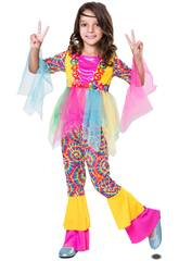 Kostüm Kind XL Hippie