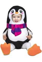 Disfarce Bebé S Baloon Pinguim