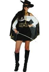 Disfraz Bandida Mujer Talla S