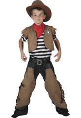 Kostüm Cowboy Junge Größe L