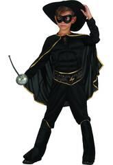 Disfraz Bandido Niño Talla S
