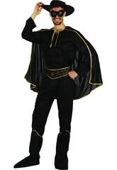 Disfraz Bandido Hombre Talla M