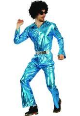 Disfraz Disco Hombre Talla L