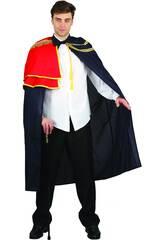 Costume Mantello da Principe Uomo L