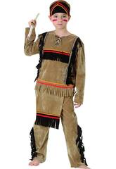 Disfraz Indio Niño Talla S