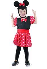 Costume Topolina Bambina Taglia M