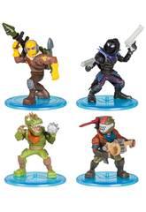 Fortnite Squad Pack 4 Figurines 5 cm.