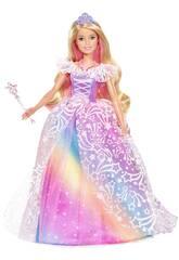Barbie Dreamtopia Principessa Gran Galà Bambola con Accessori Mattel GFR45