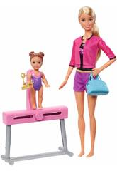 Barbie Stations de Jeux Sports Mattel FXP37