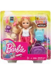 Barbie Chelsea On pars en voyage Mattel FWV20