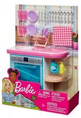 Barbie Auswahl Innenmöbel Mattel FXG33