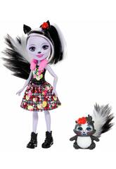 Enchantimals Sage Skunk und Caper Mattel FXM72