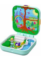 Polly Pocket Monde Surprise Fôret Magique Mattel GDK79