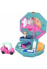 Polly Pocket Coffre de Parfum Spa Mattel GDK81