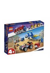Lego Movie 2 : Construire et réparer d'Emmet et Benny 70821