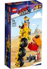 Lego Movie 2 Tricycle d'Emmet 70823