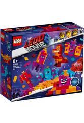 Lego Movie 2 Construye lo que Sea de la Reina Watevra 70825