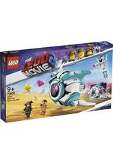 Lego Movie 2 Nave Systar de Dulce Caos 70830