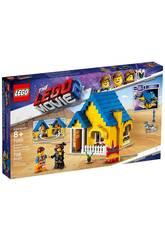 Lego Movie 2 Casa de los Sueños y Cohete de Rescate 70831
