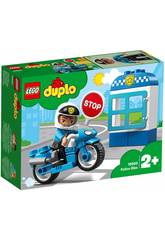 Lego Duplo Polizeimotorrad 10900