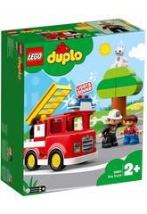 Lego Duplo Camião de Bombeiros 10901