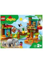 Lego Isola tropicale 10906