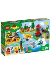 Lego Duplo World Animals 10907