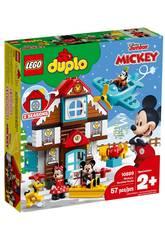 Lego Duplo Disney Ferienhaus 10889