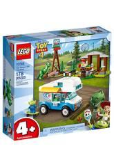 Lego Juniors Toy Story 4 Vacaciones en autocaravana 10769