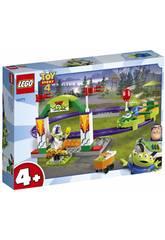 Lego Juniors Toy Story 4 Alegre Tren de la Feria 10771