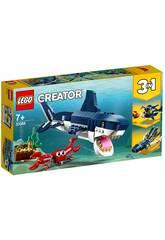 Lego Creator 3 en 1 Criaturas del Fondo Marino 31088