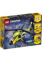 Lego Creator 3-in-1 Avventura in elicottero 31092