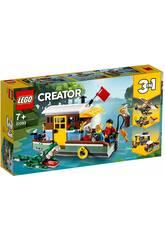 Lego Creator 3 em 1 Casa Flutuante do Rio 31093