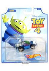 Hot Wheels Toy Story 4 Vehículo Caracterizado Mattel GCY52