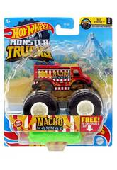 Hot Wheels Véhicule Monster Truck 1:64 Mattel FYJ44