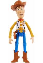 Toy Story 4 Sprechende Woody Figur Mattel GGT31