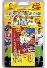 Adrenalyn Pack 7 Sachets Trading Cards 2018-2019 Panini 3714BLIE