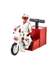 Toy Story 4 Disney Pixar Duke Caboom Racer Acrobatico Mattel GFB55