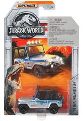 Jurassic World Veicolo, Multicolore Mattel FMW90