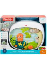 Projetor Musical Fisher Price Animaizinhos Mattel FXC59