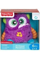 Fisher Price Monstre Sourire Mattel DYM88