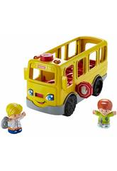 Fisher Price Little People Bus Assis-toi avec moi FKX01